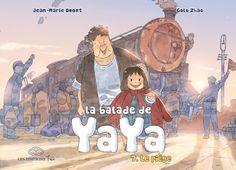 Balade de Yaya Vol.7 - Golo Zhao - 16/02/15