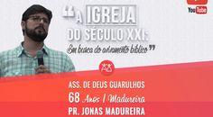 Pregação Pr. Jonas Madureira - Em busca do avivamento bíblico | Pregações…
