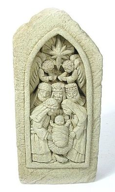 Natural Stone. Christmas Scenes from Around the World USA Nativity Sets- Various page 4 of 4: Magellan Traders