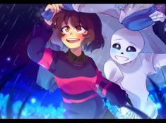 A little something that I did for ' UT au \and VK art competition х)\ Undertale Memes, Undertale Drawings, Undertale Ships, Undertale Cute, Undertale Fanart, Undertale Comic, Sans X Frisk Comic, Frans Undertale, Sans Cute