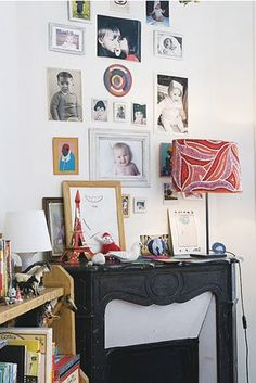 Looking for a unique way to display family photos