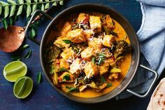 Experimenting with global cuisines doesn't have to be daunting when you can whip up a Sri Lankan fish curry in 30 minutes or less. World Cuisine Best Curry Recipe, Best Salmon Recipe, Curry Recipes, Salmon Recipes, Fish Recipes, Indian Food Recipes, Healthy Recipes, Ethnic Recipes, Recipies