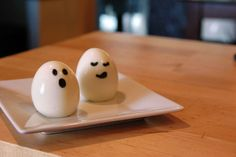 An easy, healthy Halloween snack! Minus the sugar! via @Someday I'll Learn