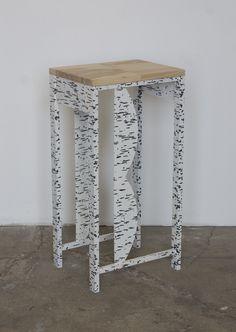 // Zebra Table Matt Paweski  at South Willard
