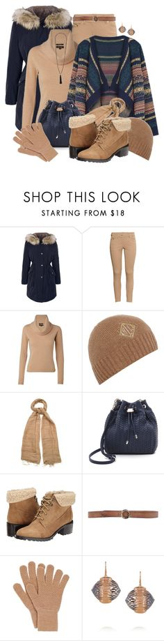 """""""Parka and Boots"""" by cathy0402 ❤ liked on Polyvore featuring Gerry Weber, H&M, ESCADA, Lauren Ralph Lauren, Manumit, Deux Lux, Ann Marino, Just Cavalli, Toast and Katie Rowland"""