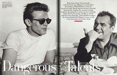 Dangerous Talents, Vanity Fair article.