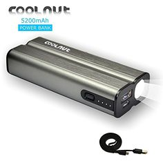 USB Power Bank 5200mAh Battery Charger - COOLNUT® FNS http://www.amazon.in/dp/B01GJGG8RC/ref=cm_sw_r_pi_dp_DVpzxb0K4T0YM