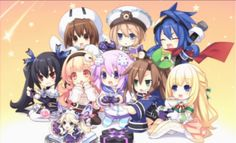 Image result for hyperdimension neptunia victory cg