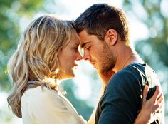 'The Lucky One' :Taylor Schilling and Zac Efron(Logan & Beth)