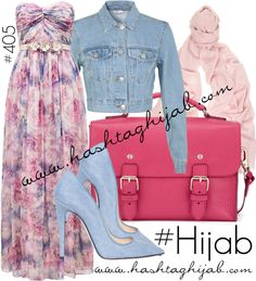 Hashtag Hijab Outfit #405