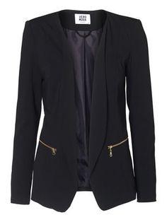 NowNow Lea blazer, Black, Vero Moda