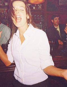 Cobie Smulders as Robin Scherbatsky