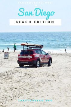 It took us 2 days to fall in love with San Diego. Visiting Pacific Beach, Ocean Beach and Mission Beach didn't make it any harder! Get your fix of sun and sand!