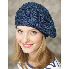 Free Intermediate Women's Hat Crochet Pattern