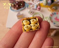 miniature peeps!!!!! I love the big ones so surely I would love these!!