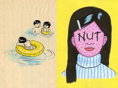 Heartbreak and Nut by Ming Ong