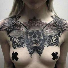 Chest skull More