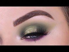 New Makeup Geek Matrix Color Palette Eyeshadow Tutorial Eye Makeup Brushes, Makeup Geek, Purple Eyeshadow, Eyeshadow Palette, Natural Lashes, Natural Makeup, Sigma Brushes Set, Cakey Makeup, Urban Decay Eyeliner