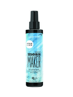 Matrix Style Link mineral Mess Maker Spray salt infused spray 200ml.