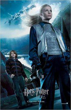 Harry Potter y el Cáliz de Fuego : Cartel