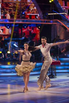 Strictly Come Dancing 2015 - Week 7 - Giorgia and Giovannie