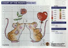 ideas for crochet heart diagram charts cross stitch Crochet Bookmarks, Cross Stitch Bookmarks, Cross Stitch Heart, Cross Stitch Cards, Cross Stitch Animals, Counted Cross Stitch Patterns, Cross Stitch Designs, Cross Stitching, Cross Stitch Embroidery
