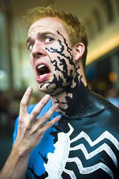 Venom | San Diego Comic-Con 2013