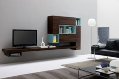 Buy Salerno Wall Unit for Sale at Deko Exotic Home Accents. Salerno wall unit with clean lines exemplifies exceptional Italian design where form meets functionality. Living Room Wall Units, Bookshelves In Living Room, New Living Room, Living Room Modern, Living Room Designs, Living Room Furniture Sale, Home Furniture, Furniture Ideas, Centro Tv