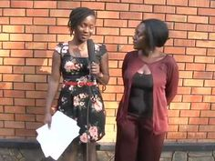 Kansiime Anne long speech 2013 on Minibuzz Funny Faces, Uganda, Affair, Comedy, Two Piece Skirt Set, African, Youtube, Dresses, Fashion