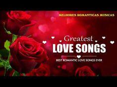 As 100 Melhores Musicas Romanticas Anos 70 80 90 - Músicas Românticas Internacionais Inesquecíveis - YouTube