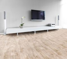 Plus Style - Laminate Flooring - Light Country Oak Underfloor Heating, Laminate Flooring, Rodeo, Plank, Table, House, Furniture, Vintage, Home Decor