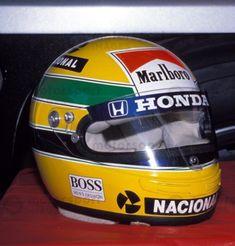Search through 23 million images from 100 years of motorsport history. Marlboro Logo, Ayrton Senna Helmet, Photo Search, Car And Driver, Race Cars, Honda, Sticker, Mens Fashion, Flat