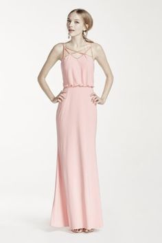 So simple and chic, prom style 211S65260 is the perfect look for the laidback prom girl!