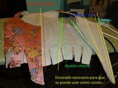 Academia de nocturnos - Consejos de costura - Indumentària