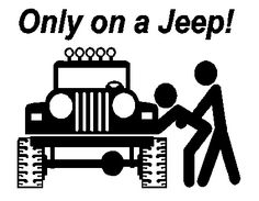 jeep logo ...Yahoo!!! Outdoor fun has never been better!