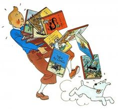 Tintin Makes It On The New York Time Best Sellers List