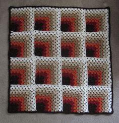 Crochet Blanket Border, Crochet Edging Patterns, Crochet Vest Pattern, Crochet Bedspread, Crochet Granny, Baby Knitting Patterns, Crochet Flower Tutorial, Crochet Flowers, Embroidered Christmas Stockings