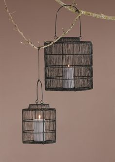 Just love these lanterns! Molly Marais.