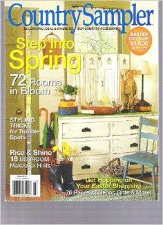 Country Sampler, Primitive, Magazines, Inspiration, Decor, Journals, Biblical Inspiration, Decoration, Couture Facile