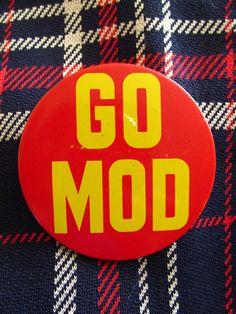 Mod •~• 'go mod' button