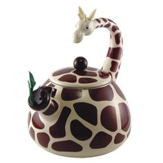 Giraffe tea pot want!!!