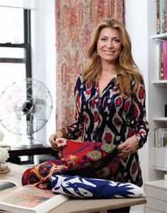 Studio Organization Tips from Genevieve Gorder