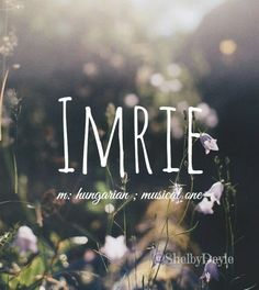 Imrie  unique girl name! Pronounced: imm-Ree #babynames #uniquenames #booknam - Awesome Baby Names - Ideas of Awesome Baby Names #babynames #awesomenames -  Imrie  unique girl name! Pronounced: imm-Ree #babynames #uniquenames #booknames
