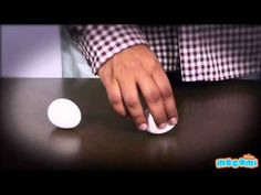 Raw vs Boiled Egg Spinning Experiment