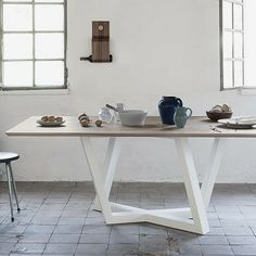 Dedalo Table by Formabilio | MONOQI #bestofdesign