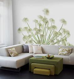 Nowoczesne tapety do salonu. Modne kolory, ciekawe wzory  - zdjęcie numer 14