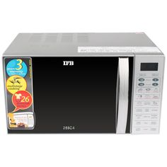 IFB 25SC4 25-Litre Convection Microwave Oven (Metallic Silver) - The only Home and Kitchen Products resources you will ever need