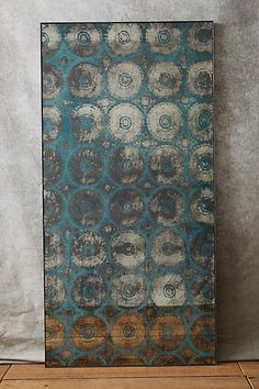 Lace Printed Mirror - anthropologie.com