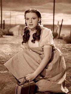 #TheWizardofOz - Dorothy Gale