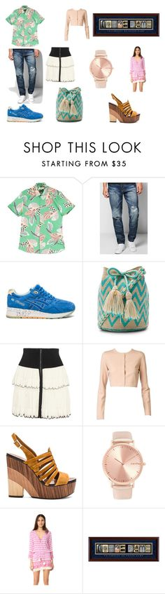 """""""all time fashion"""" by jamuna-kaalla ❤ liked on Polyvore featuring Paul & Joe, Boohoo, Asics, Guanábana, Isabel Marant, Alaïa, Vince Camuto, RumbaTime and Cool Change"""